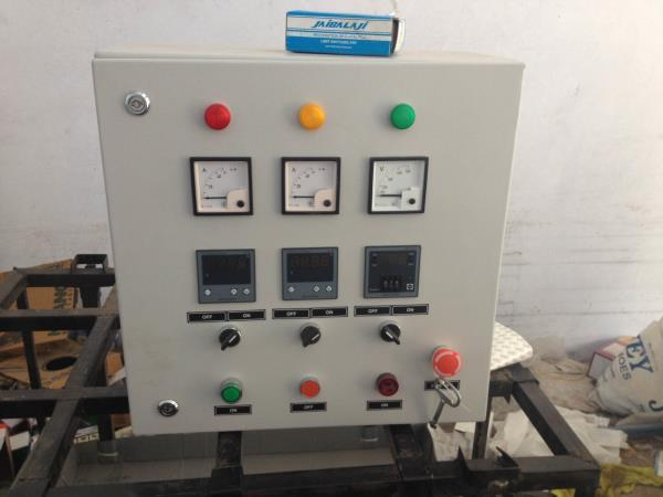 We are manufacture of control panel - by N Veer Control System, Ahmedabad