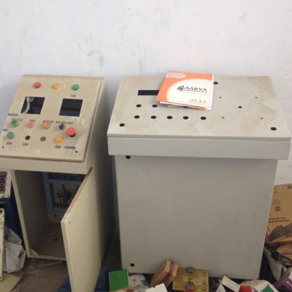 We deal in control panel manufacturing across India  - by N Veer Control System, Ahmedabad