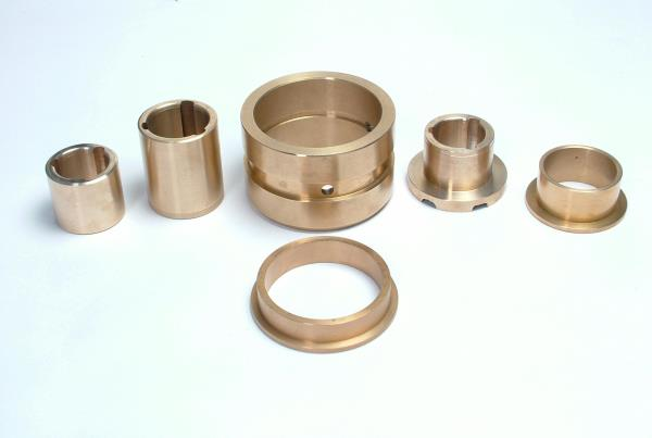 We manufacture all type of LTB-4 bush in all size for various application. - by Bright Metals, Rajkot