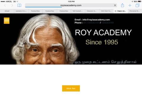 Best SBI Exam Coaching Center in Chennai. - by Roy Ias Academy 9500608007, Chennai
