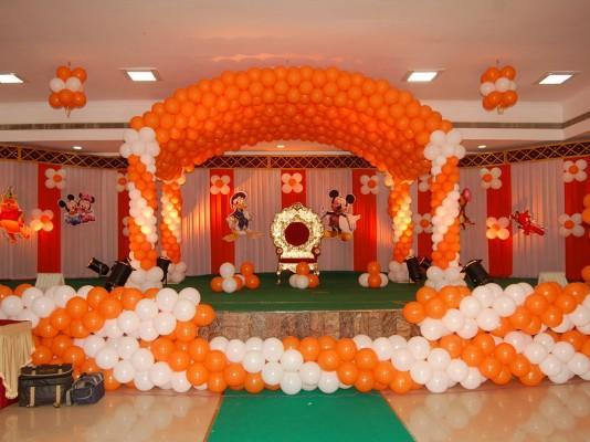 Best Balloon Decorator In Tiruppur. Decorating Balloons For All Functions In Tiruppur And Near Area     - by Devis Flowers, Tiruppur