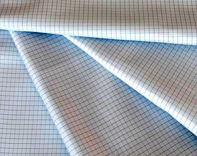Anti Static Fabric  Avail from us an assorted range of Anti Static Fabric that is primarily used for making Antistatic uniforms. Our array of Cleanroom Fabric is highly in demand in the market and is basically used to make gloves, caps, gar - by FABRICS INDIA, Delhi