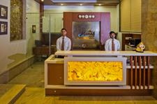 Cozy rooms and well managed restaurant make sure you need not step out of the hotel for any need. Designed with dreams the ambience of the hotel will make you feel at home.  Do Experience it at Manek the Ocean View, the best hotel near the - by hotel in dwarka, Jamnagar