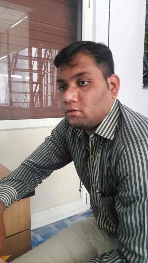 Meet Mr Kaushal Koshti, marketing head of Pk Group of Advertising in ahmedabad.. - by PK Group Of Advertising, Ahmedabad