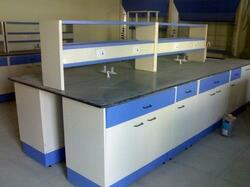 We offer our clients an optimum quality range ofLaboratory Tablewhich is manufactured using the best grade raw material and high-end technology in compliance with the set industry standards. Owing to its optimum finish and durability, this - by J V Fibrotech Engineers, Vadodara
