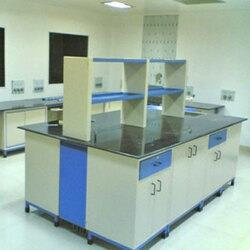 We offer our prestigious clients the premium quality range ofIsland Bench. In synchronization with the set industry standards, our provided bench is well manufactured using high grade raw material and latest technology. Owing to its durabl - by J V Fibrotech Engineers, Vadodara