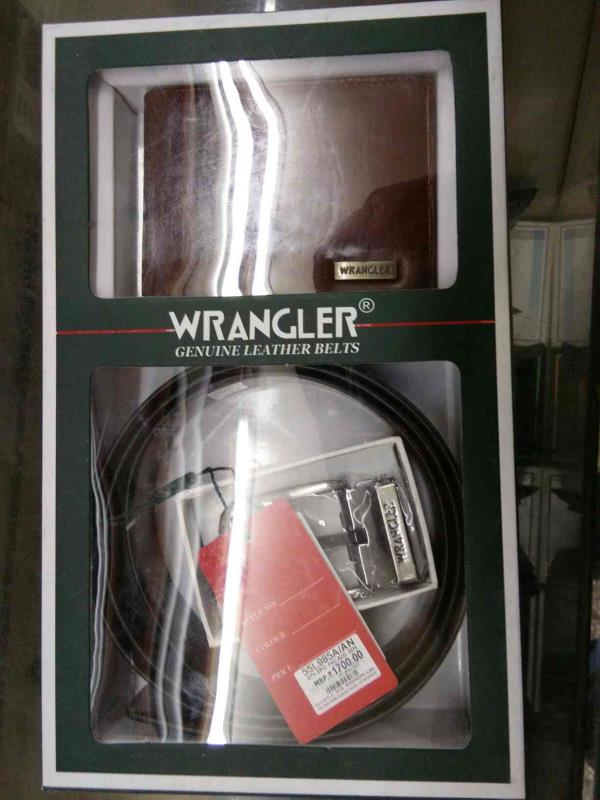 Buy wrangler genuine leather belt amzing price order, online delivery free - by AAOJEE, Chandigarh