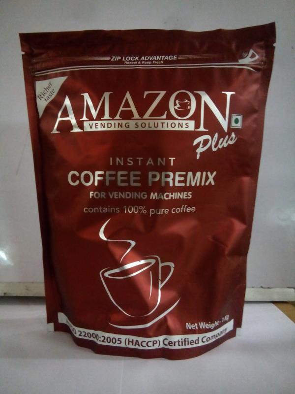 Amazon Coffee Premix For Coffee Vending Machines in Delhi NCR   Ayushi Services is The Leading Dealers Supplier of Amazon Coffee Premix And Related Products Like Amazon Tea And Coffee Premix , Tomato Soup Premix , Ginger Tea Premix Masala T - by Ayushi Services +919953926564 || Tea Coffee Vending Machine || Water Dispenser, New Delhi