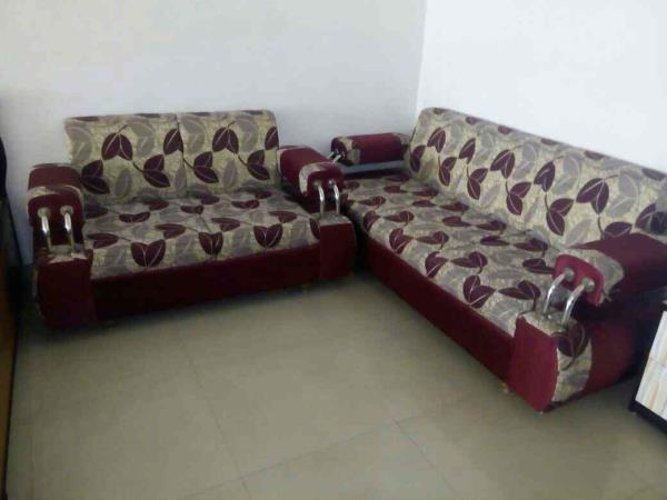 manufacture of teak wood door and sofa in ahmedabad.e - by Shree Meldi, Ahmedabad