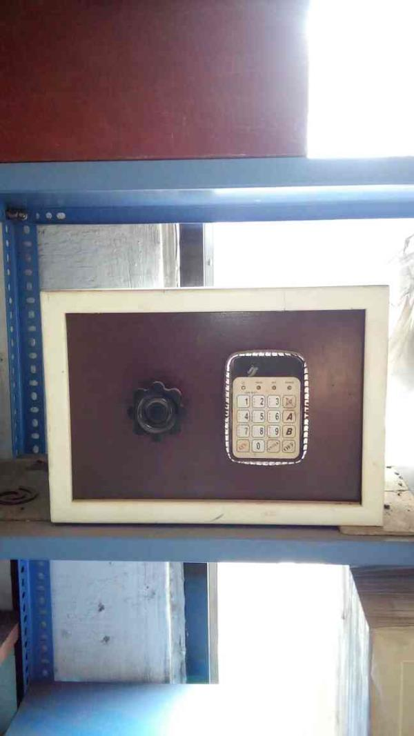 kamal steel products manufacturing safe locker in pratapnagar GIDC vadodara. - by Kamal Steel Products, Vadodara