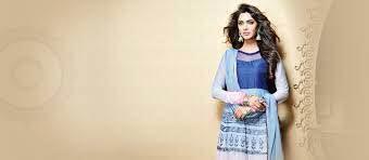 We also have salwar kameez  - by Anjali Boutique, Ahmedabad