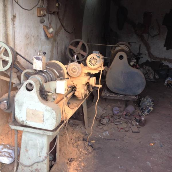 We deal in rubber ebonite role grinding job work in Ahmedabad   - by Jay Khodiyar, Ahmedabad
