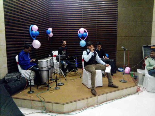 musical event  - by Shilby Entertainment & Grooming Academy, Ahmedabad