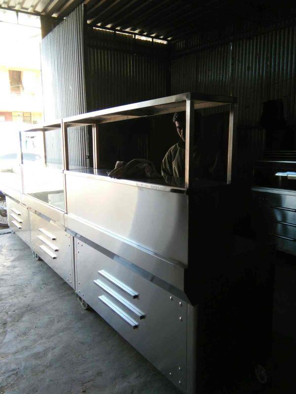 Kitchen equipment manufacturer in pune  - by Shree sadguru krupa enterprises, Pune