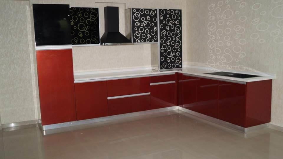 Stainless steel kitchen - by Mettas Lifestyle, New Delhi