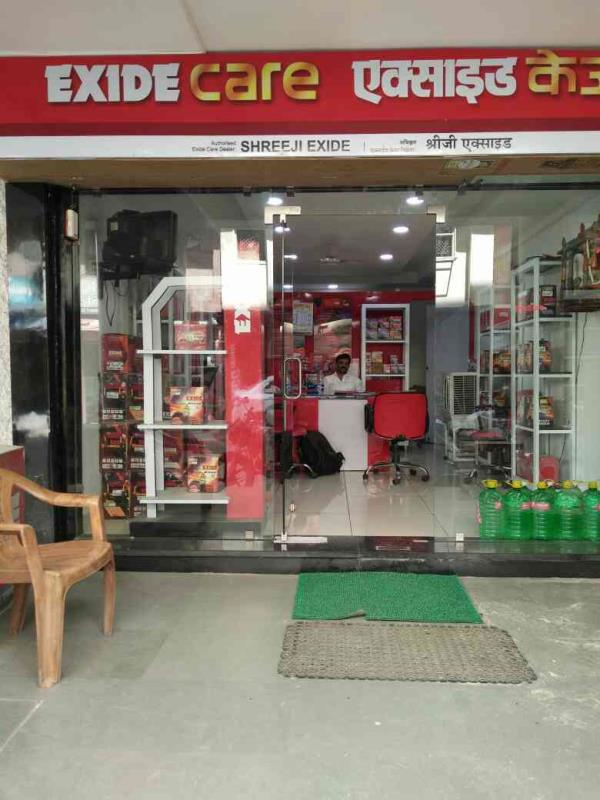 best battrary dealer in bhopal - by Shreeji Battary, Bhopal