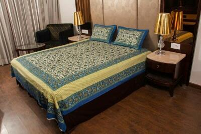 Bed sheets manufacturer in jaipur - by Hometrade India Pvt Ltd, Jaipur