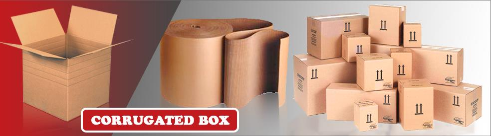 Corrugated Packaging Scrap Box - by ARIHANT PACKAGING, Jaipur