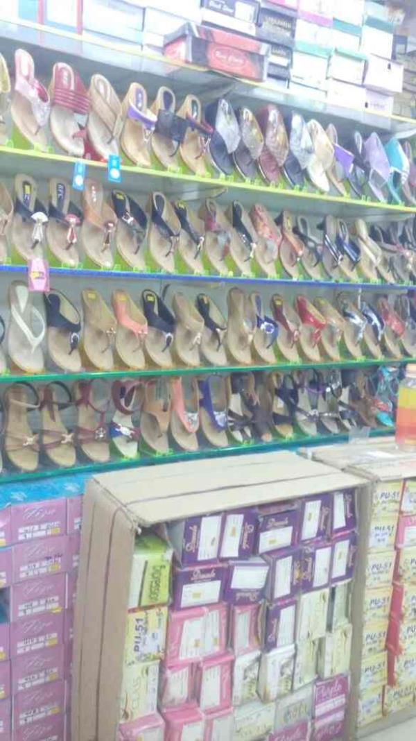 ladies fancy footwear - by Touch & Feet, Hyderabad
