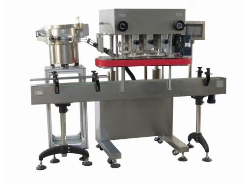 we are leading capping machine manufacture in ahmdabad - by Midass Pharma, Ahmedabad
