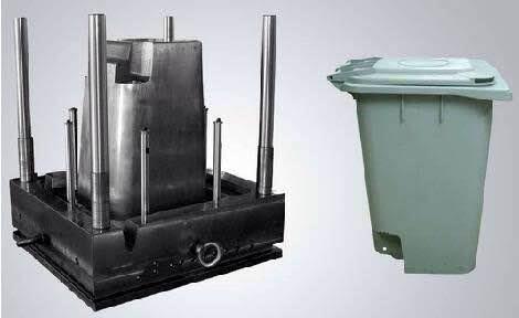 We deal in plastic moulding manufacture in Ahmedabad  - by Karan Plastic , Ahmedabad