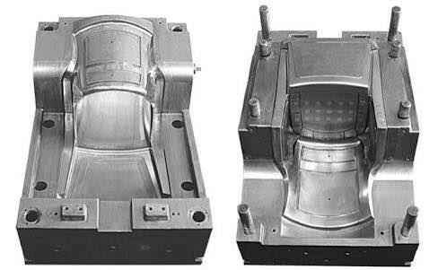 We manufacture plastic household mould - by Karan Plastic , Ahmedabad