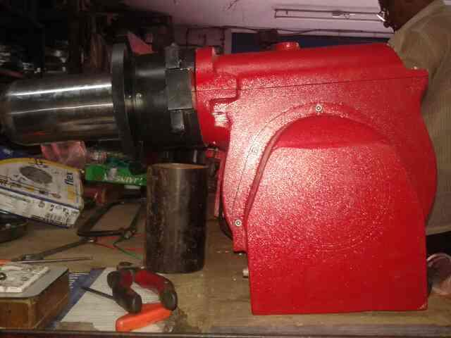 we are leding supplier of oil burner and gas burner and other burner parts in kathawada in ahmedabad.. - by Purusharth Ahd, Ahmedabad