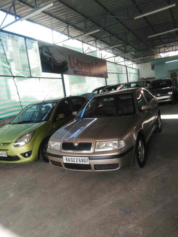 all cars at one place in girinagar bangalore - by u-trust cars, bangalore
