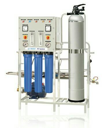 We are a leading manufacturer of 100lph industrial ro plant in vadodara, Gujarat.  - by Chintamani Equipments, Vadodara