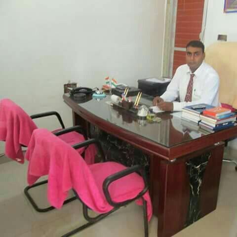 our chairman-Mr.Santosh Kumar Raushan - by Jawahar International School, East Champaran