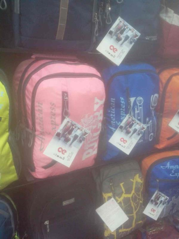 We have all kinds of bags and accessories in a very good price. - by Shreeji Bags, Ahmedabd