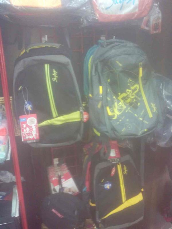 We are having a very good quality of school bags. - by Shreeji Bags, Ahmedabd