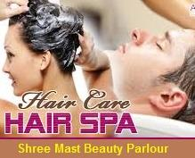 Hair SPA Therapy  Hair Straightening  Hair Planting  Hair Extention  Hair Treatment  Hair Bonding  Hair Weaving  Hair Coloring  Hair Culring  Hair Massaging  Hair Rebonding  Hair Desining  Hair Waxing   And many more...   only at Shree Mast - by Shree Mast Beauty parlour, bikaner