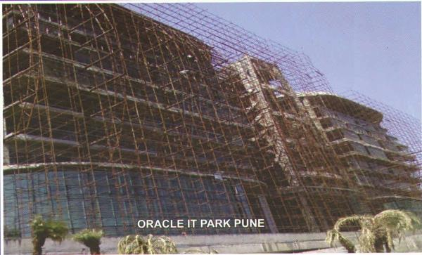 Scaffolding Material on Hire - by Choudhary Scaffolding, Pune