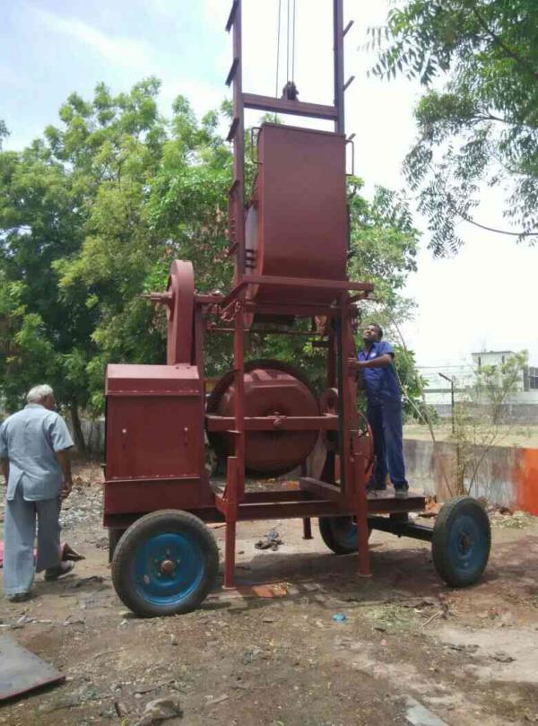 we are ledind supplier of concrate mixture machine iand fully automatic.mqchine in ahmedabad. - by Unityahd, Ahmedabad
