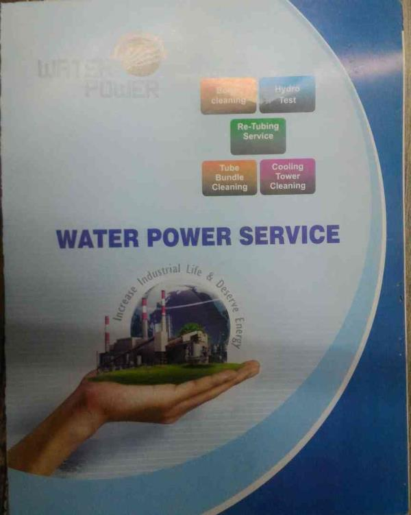Welcome to the Water Power Service which has one stop solution for industrial cleaning. We have wide rangeof in cleaning service category withhis no boundation area  - by Water Power Service , Ahmedabad