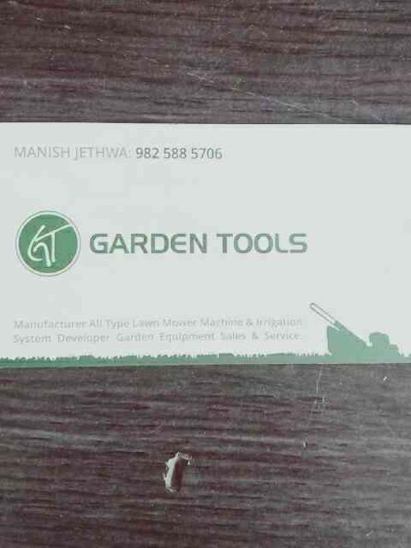 supplier of garden equipment in ahmedabad  - by Garden Tools , Ahmedabad