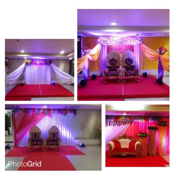 Fanciful Pre wedding shoot Fanciful post wedding shoot Imaginative mehendi art Inventive theme and standard flower and light decor  Mouthwatering catering cuisine Shaadi car decoration Sangeet wala masti Dj nonstop Fancy creative card  Banq - by Abhirup's Wedding and Event Planner, kolkata