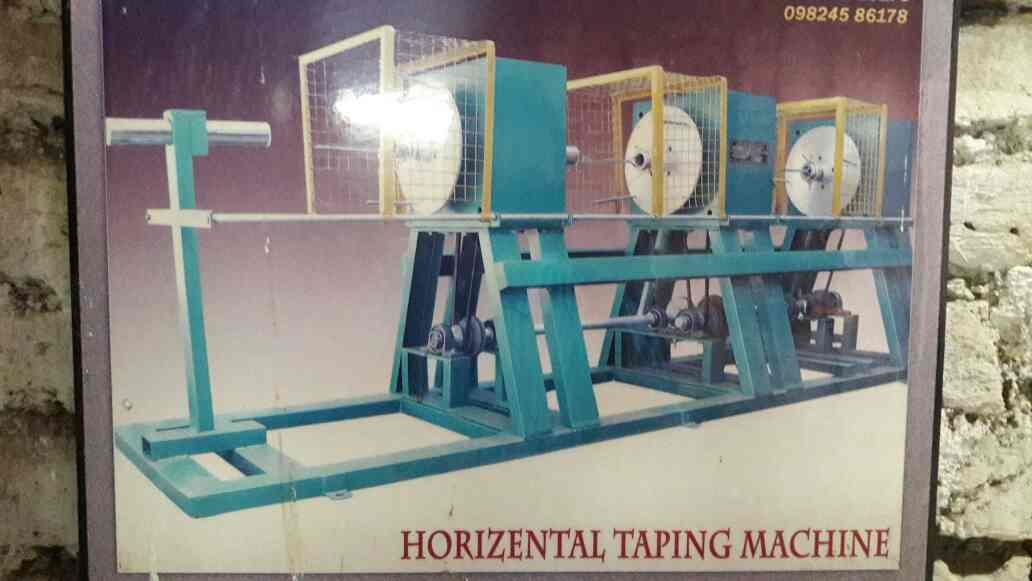 We are a leading manufacturer of horizontal tapping machine. We are located in  Vadodara. - by Shrijee Machinery, Vadodara