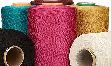 Shubham Polyspin Pvt. Ltd. are  manufacturers of high quality PP multifilament yarn and air-intermingled yarn, twister yarn. - by Shubham Polyspin Pvt Ltd., Ahmedabad