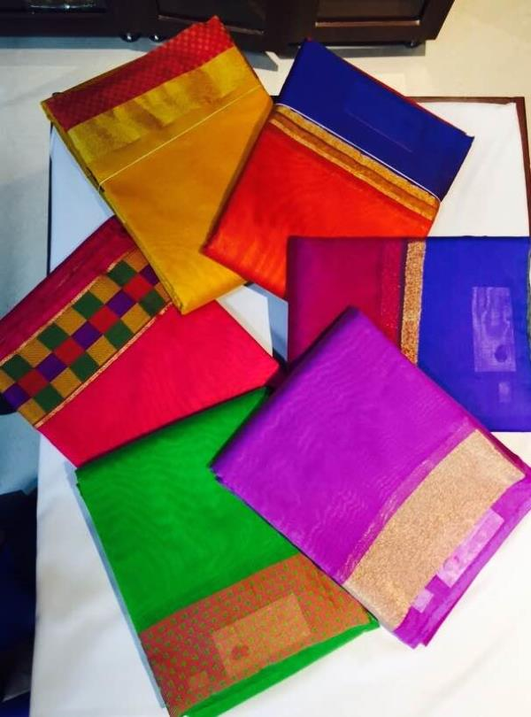 Cool summer cottons for sale on a lowest price .. - by VI VI MOTIFS MADURAI, Madurai