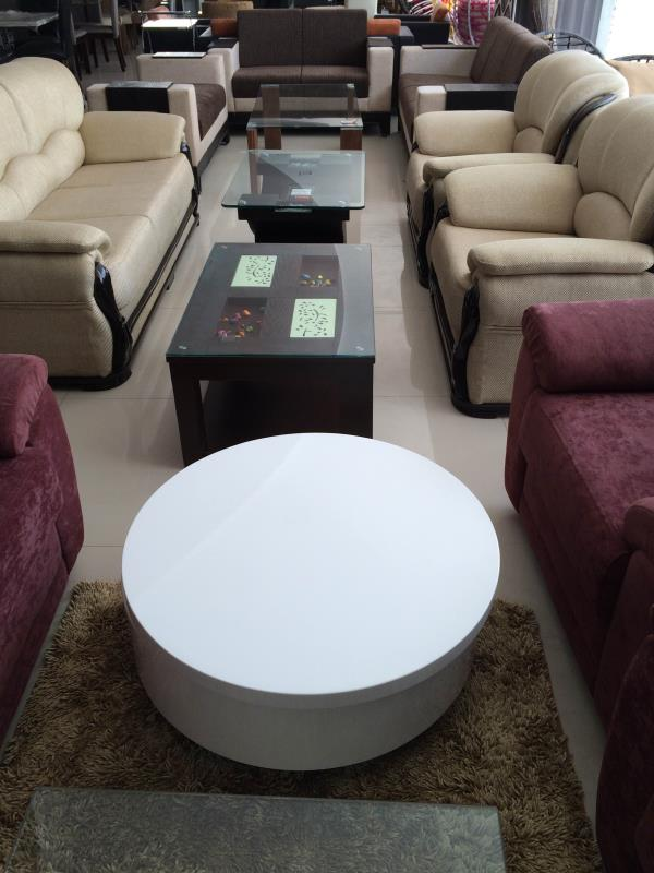 We provide large range of house hold center table also provide office center tables in Vadodara. You can find us on ourAlkapuri Showroom, Raopura Showroom, Kothi Showroom.  Also you can find us online www.agrofurnitures.com - by Agro Furniture, Vadodara