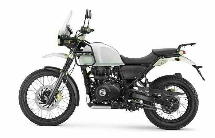 Himalayan Test Ride Available In  Royal Enfield Show Room At K.K. Nagar Madurai  - by MADRAS MOTORS, Madurai