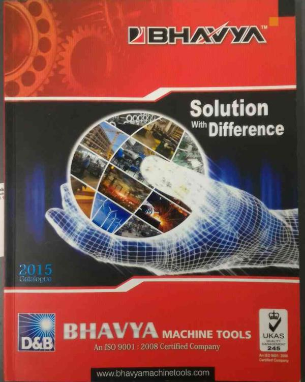 Bhavya Machine tools is one stop solution for machinery and equipment in india. We have wide range of products  - by BHAVYA MACHINE TOOLS , Ahmedabad