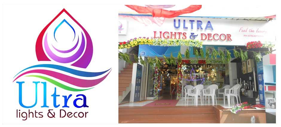Ultra Lights and Decor is a retail store providing wide range of lighting solutions for your residential, commercial and specialty lighting needs.  - by Ultra Lights & Decor, Ahmedabad