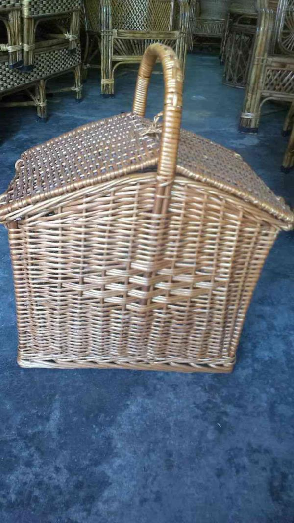 for Basket inquiries and Cane material made products inquire call to on 9690537906 - by Handicrafts Wala, Bareilly