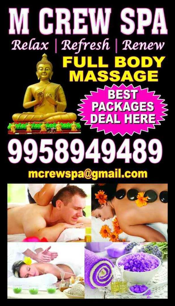 Best spa in punjabi bagh  Full body spa in punjabi bagh  Spa in punjabi bagh club road  - by Mcrew, New Delhi