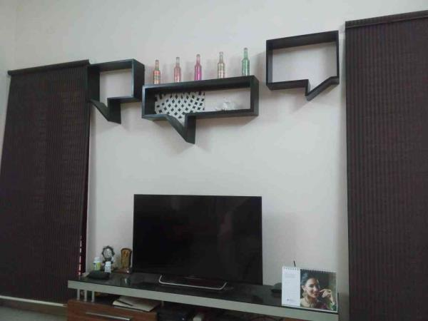 Wall blinds for your living room. - by Sai Pranav Decor , Bangalore