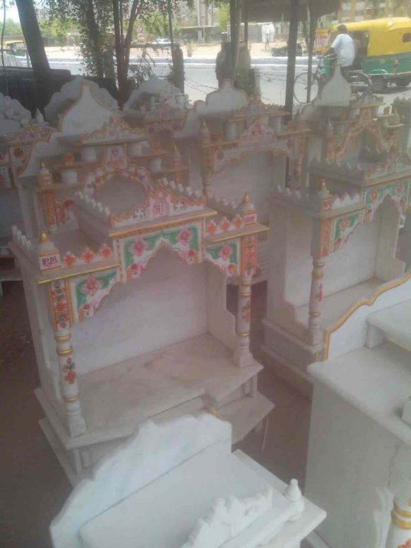 Some good quality of marble temples - by Shree Satguru Marble, Ahmedabd