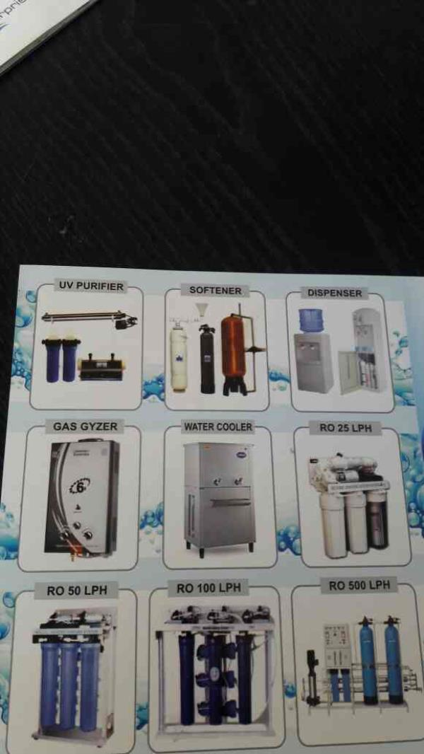 All type of R.O sales and Service - by Nilesh R.O. Sales And Service, Ahmedabad